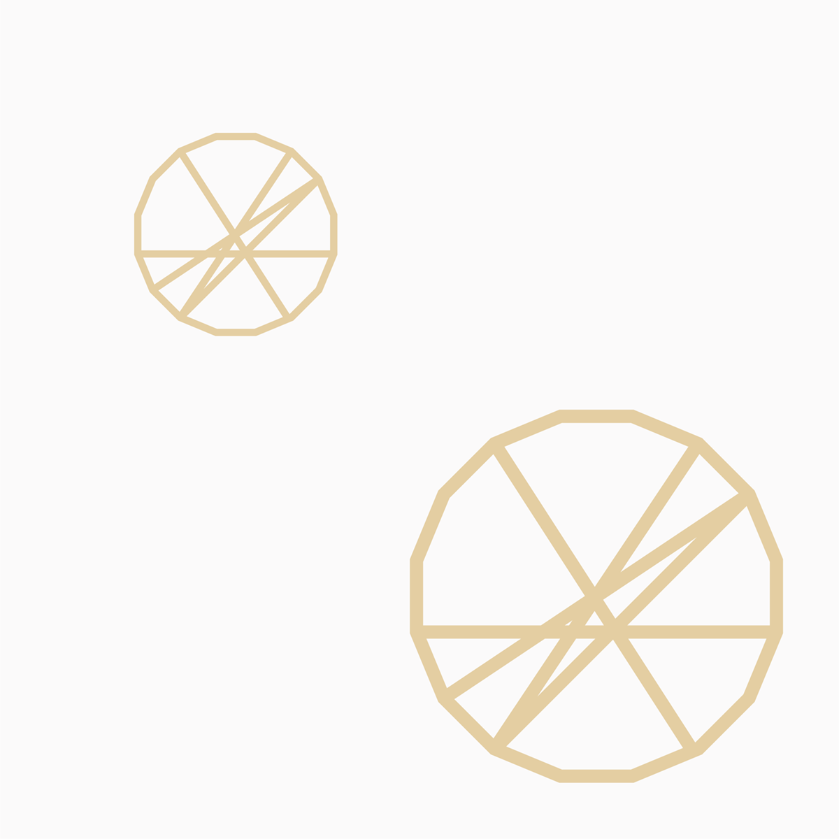 Claras garn logo Ikon