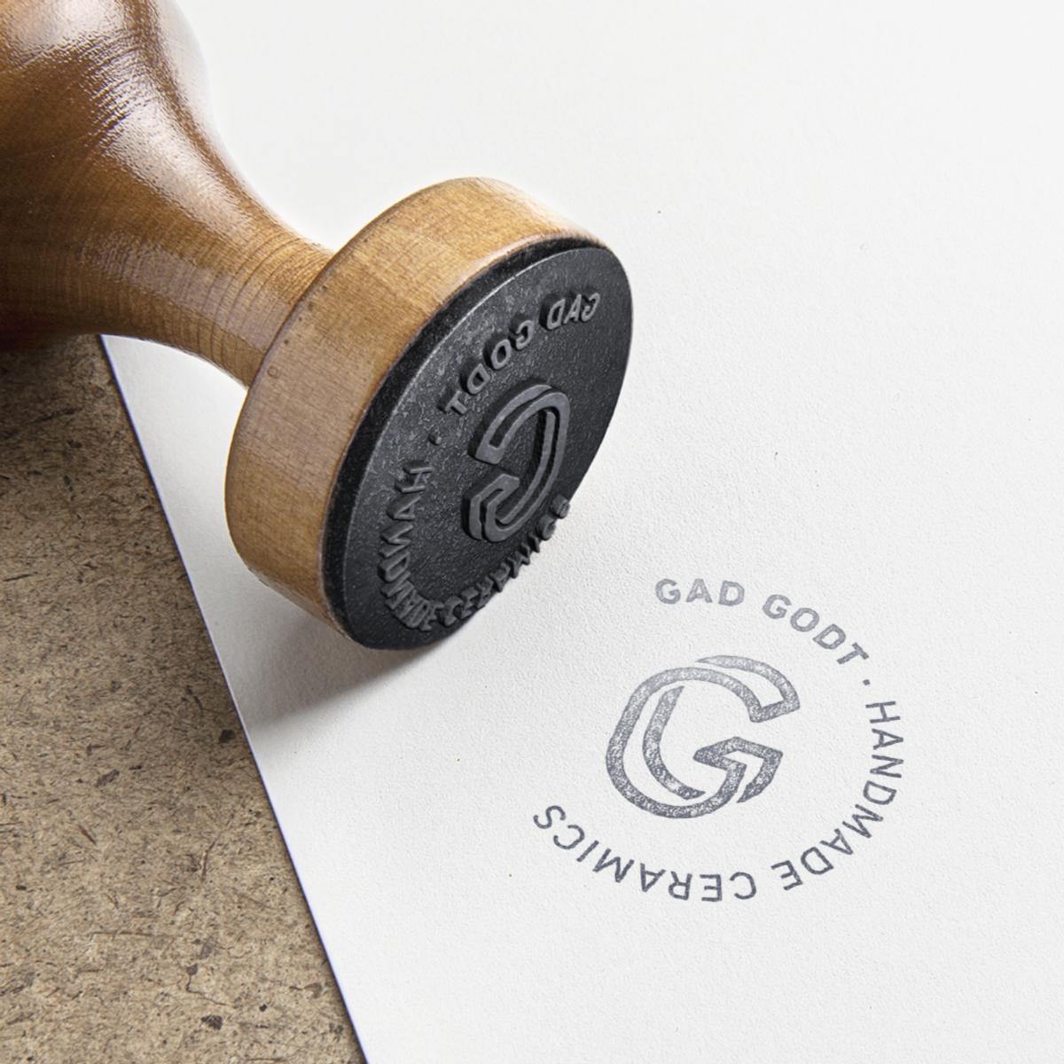 Gad Godt logo