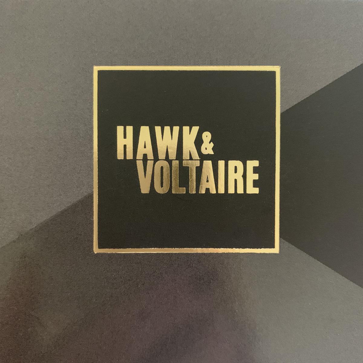 Hawk & Voltaire logo