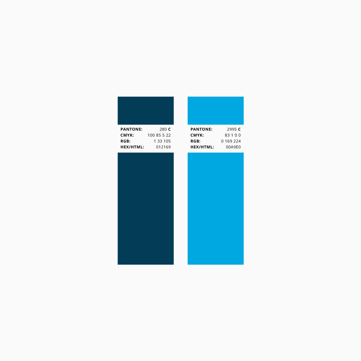 Innochiller farver