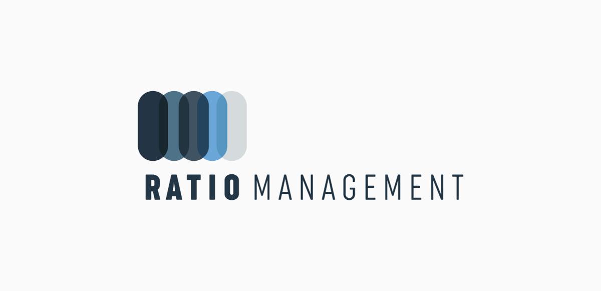Ratio Management logo vandret
