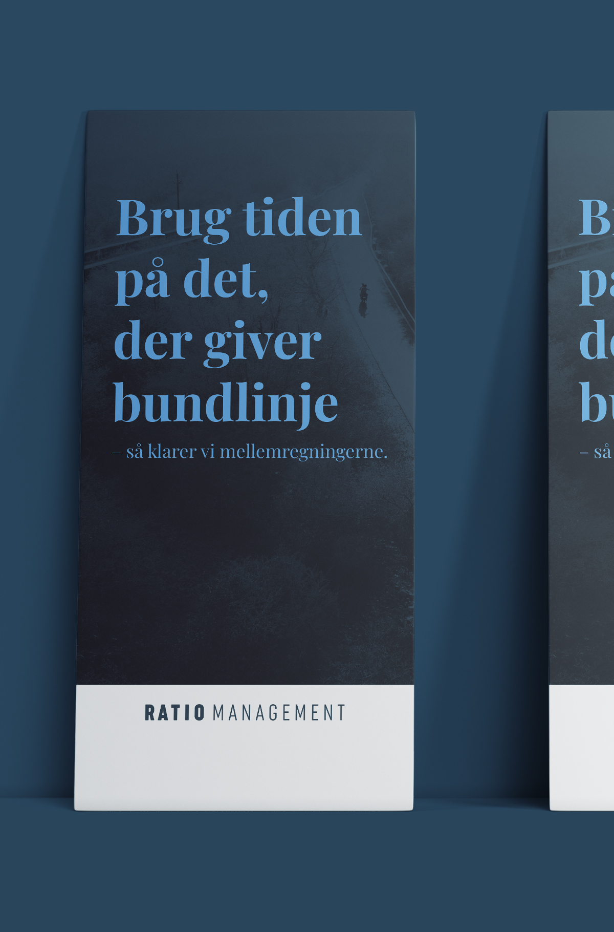 Ratio Management poster