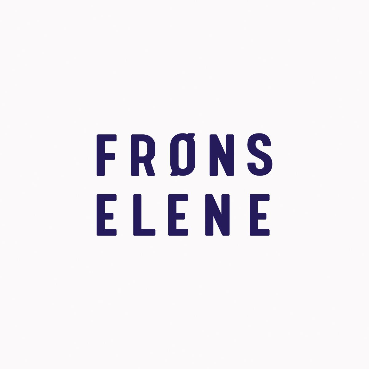 Frøns Elene Logo