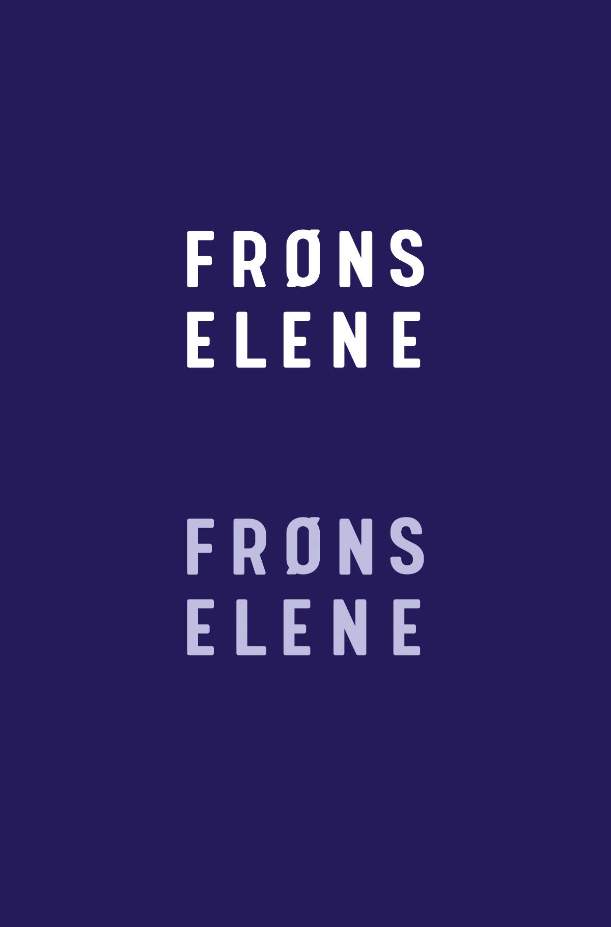 Frøns Elene Logoer