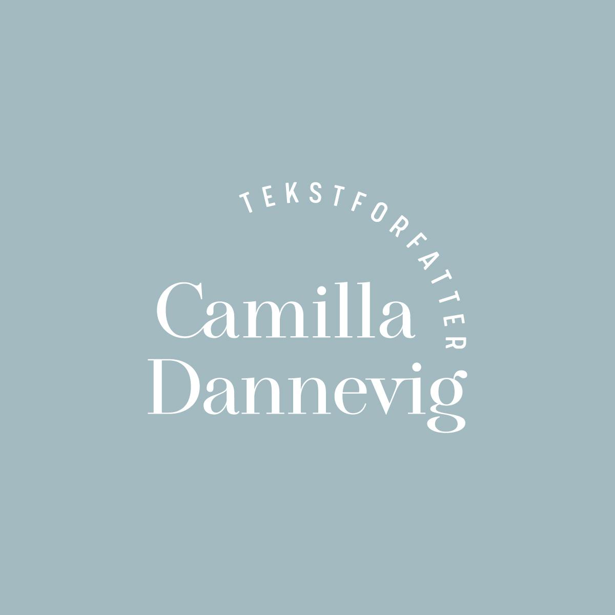 Camilla Dannevig Logo