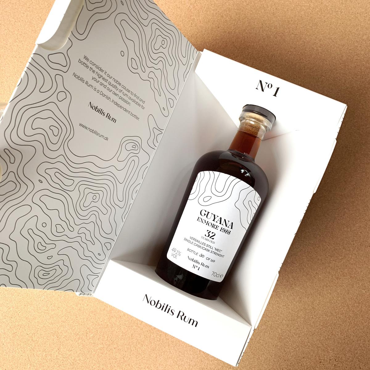 Emballage Nobilis Rum