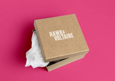 Hawk&Voltaire Logo
