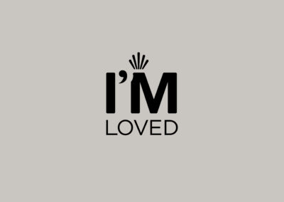 I m Loved Logo