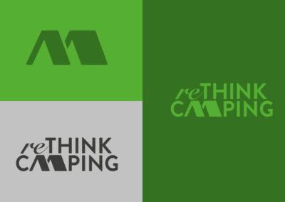 Rethink Camping Logo
