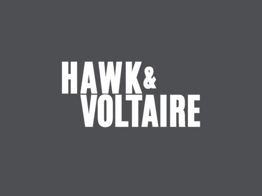 Hawk & Voltaire